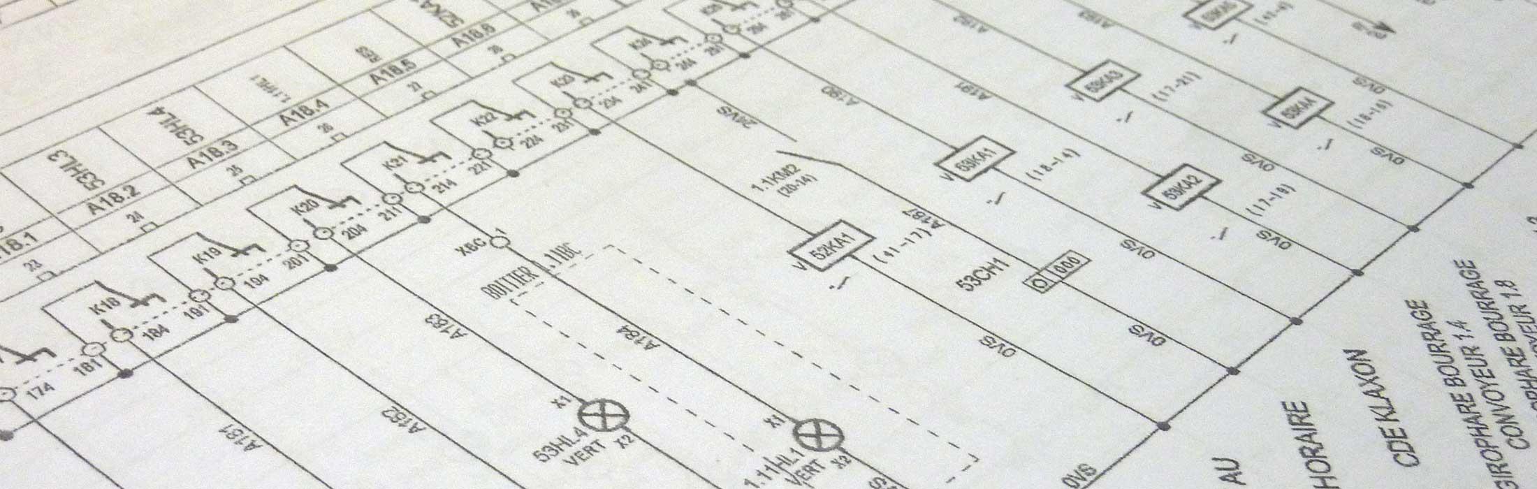 Bureau d 39 tudes lectriques grenoble sch mas lectriques en cao dao implantation de r seau - Bureau d etude traduction ...
